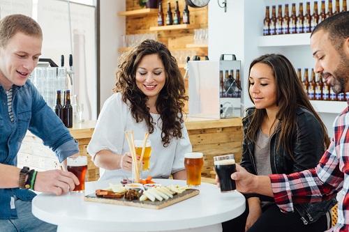 Service de livraison de bières artisanales en ligne